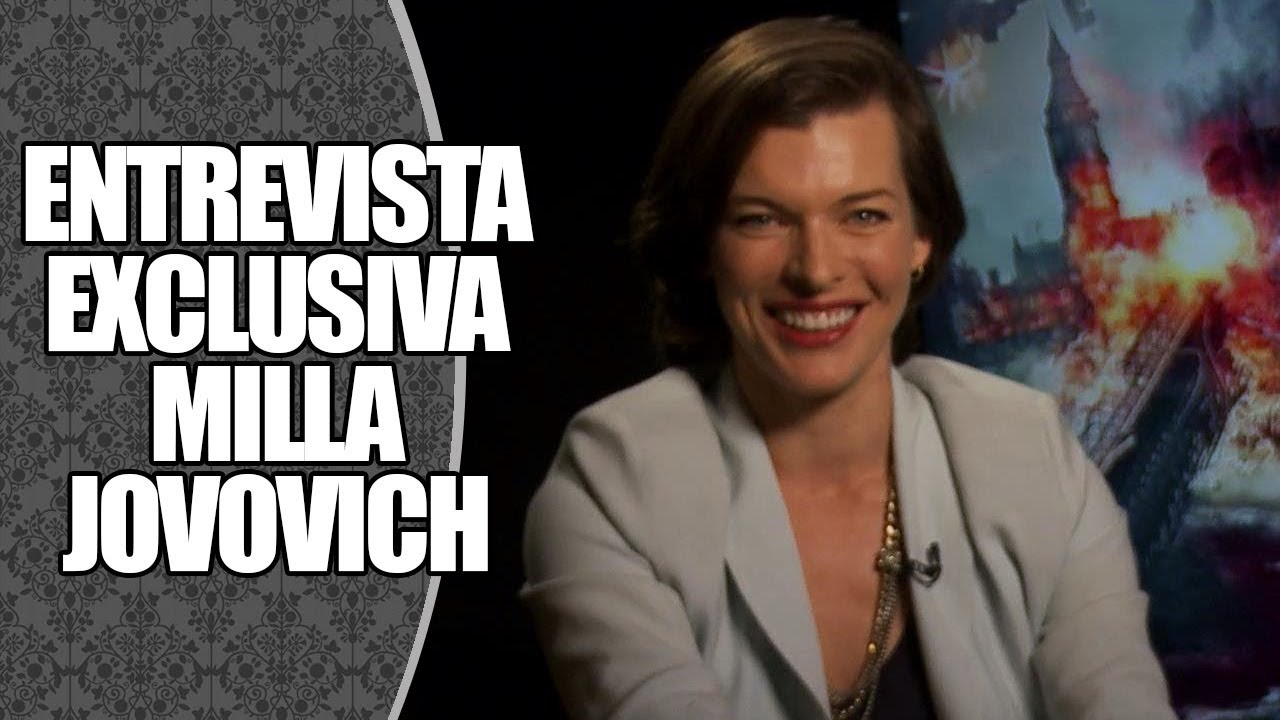 Milla jovovich tube search videos