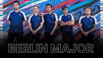 Major Shenanigans in Berlin | Team Liquid CSGO VLOG ft NAF, Elige, Stewie, Twistzz and Nitr0