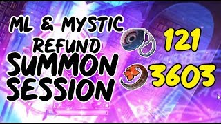 [Epic Seven] ML u0026 Mystic Refund Summons!!