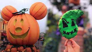 Disneyland Halloween Treats Are Finally Here!