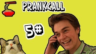5# PRANKCALL - ČÍNSKÉ RESTAURACE VEDOU!