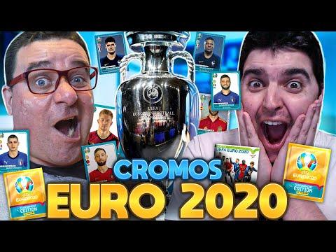 RIC vs DAIZER DRAFT CROMOS DO EURO 2020 EM 2021