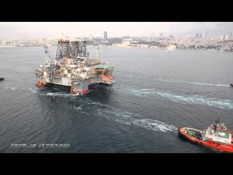 MAGNUS - Towing Semi-Sub Development Driller II