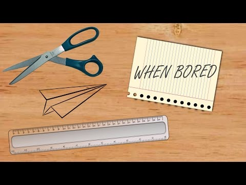 Things To Do When You Are Bored In Class ( Helps Out A Lot )