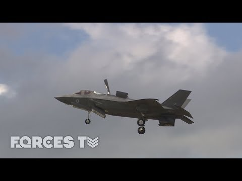 Britain's F-35B: A Complex Creation   Forces TV