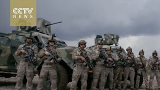 Iraqi Kurdish anti-terror group plays key role in fight against ISIL