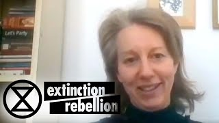 Leading in a Climate Changed World - with Dr Gail Bradbrook | Extinction Rebellion