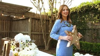 The Southern Life: Southern Chic Backyard Barbecue