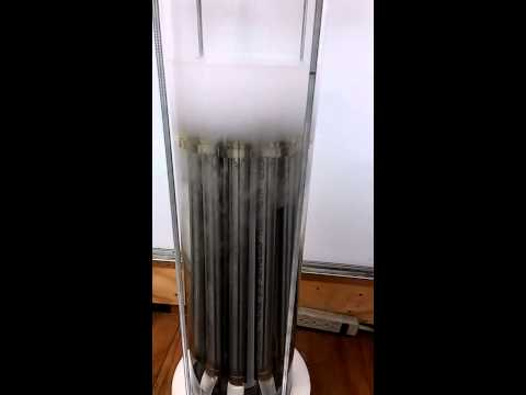 (Video #2) Stan Meyer Demo Cell Replication