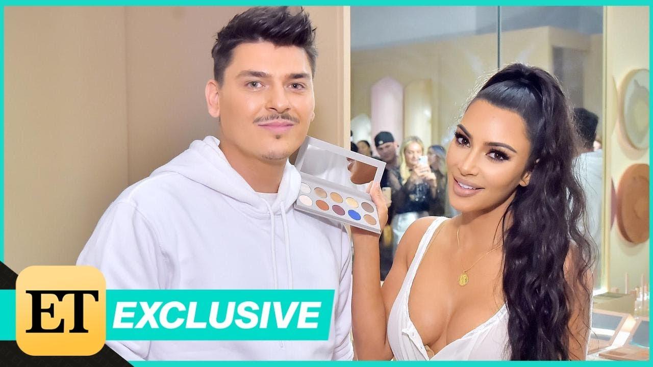 Kim Kardashian's Makeup Artist, Mario Dedivanovic, Reveals Famous Family  Beauty Tip (Exclusive)