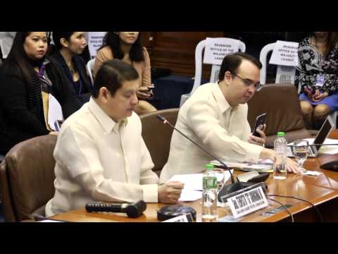 Senator TG Guingona on Vice President Jejomar Binay's Blue Ribbon snub
