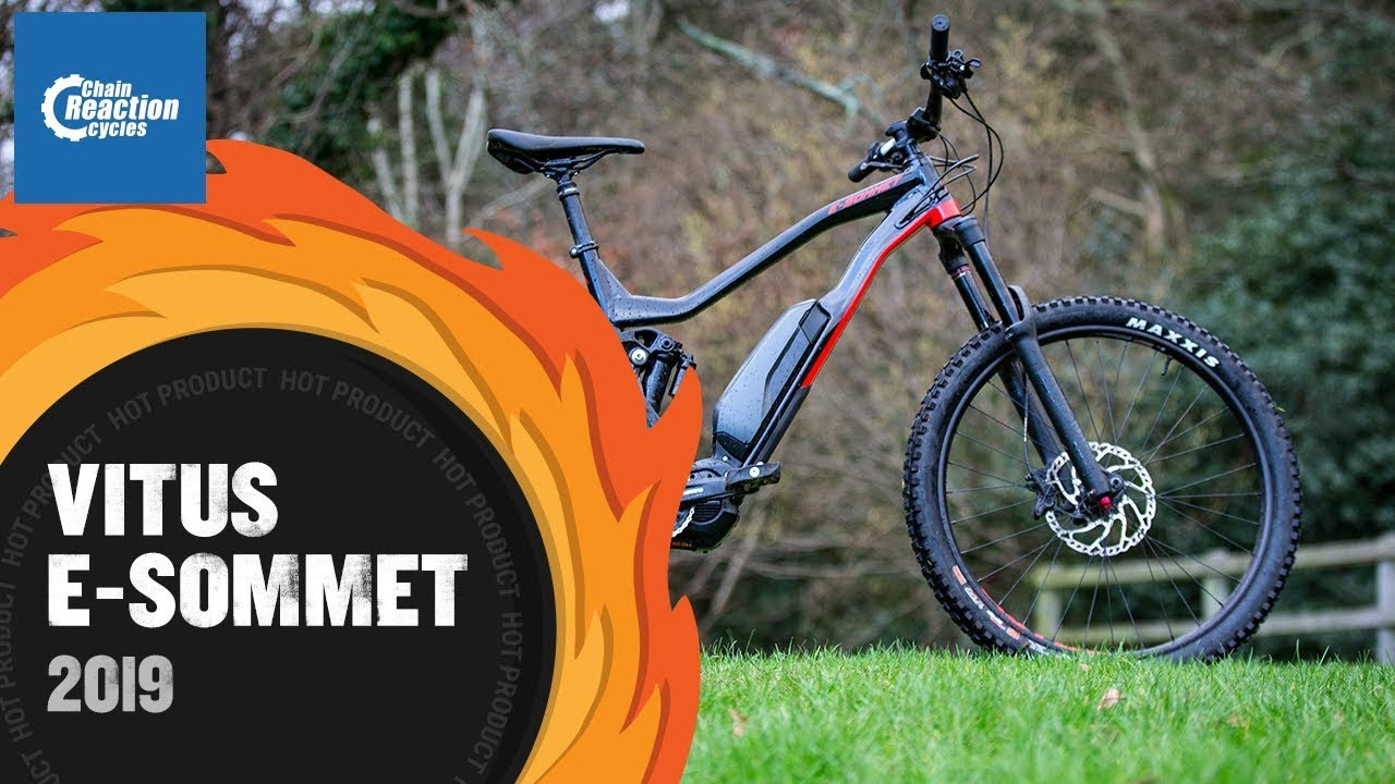 49a01a3e70c Vitus E-Sommet 2019 | Hot Product | CRC | - YouTube