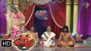 Extra Jabardasth - Sudigaali Sudheer Performance - 11th March 2016 - ఎక్స్ ట్రా జబర్దస్త్