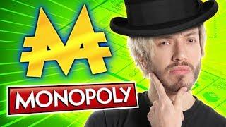 The Dollar Man Returns! MONOPOLY PLUS #4