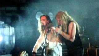 Apocalyptica - I'm Not Jesus (Ft. Tipe Johnson) - Live In Zagreb 2011