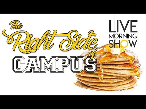 The Right Side of Campus | Ushering In The Week With Sports Betting Discussions & Much More!