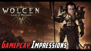 Wolcen Is A Pretty Good Buggy Mess! Impressions