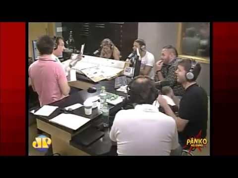 Pânico no Rádio - Carlinhos Brown