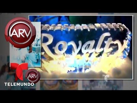 Fiesta de hija de Chris Brown rodeada de película Frozen | Al Rojo Vivo | Telemundo
