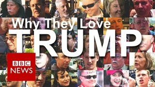 50 Donald Trump Supporters Explain Why They Love Him