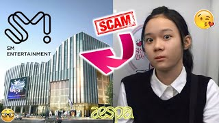 How SM Entertainment Discovered AESPA Members