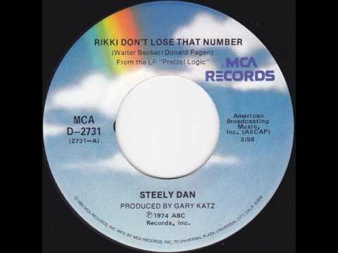 Steely Dan - Rikki, Don't Lose That Number