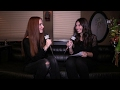 Capture de la vidéo Interview With Epica (Round Two)