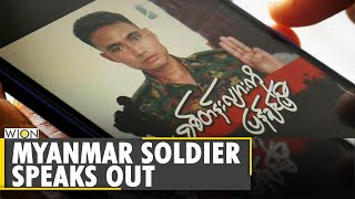 Myanmar soldier joins anti-coup movement | Myanmar Coup Update | Military Junta | World English News