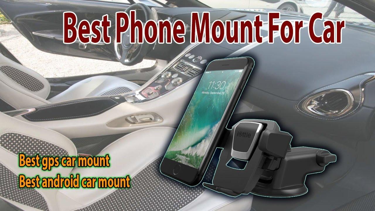 Gps Car Mount: Best Gps Car Mount - YouTube