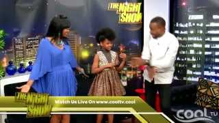THE NIGHT SHOW - Guest. Amarachi, Nigeria Got Talent (Pt.2) | Cool TV