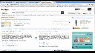 How to make amazon product review video using animoto and photoshop