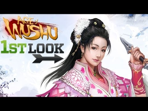 Age Of Wushu - First Look