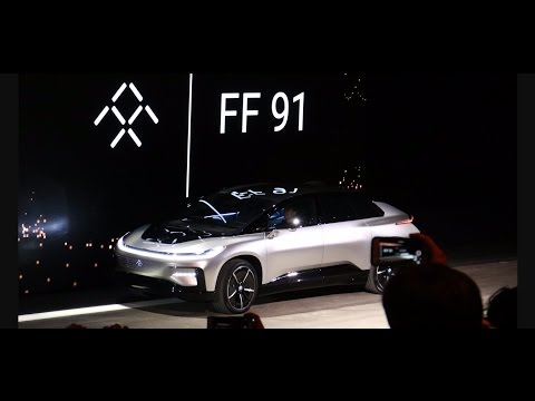 FARADAY FUTURE FF91 | Review and Specs-is this the future?