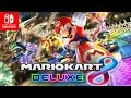Mario Kart 8 Deluxe - Launch Day [LIVE] 200CC / Online Gameplay