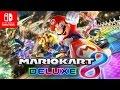 Mario Kart 8 Deluxe - Launch Day [LIVE] 200CC / Online Gameplay