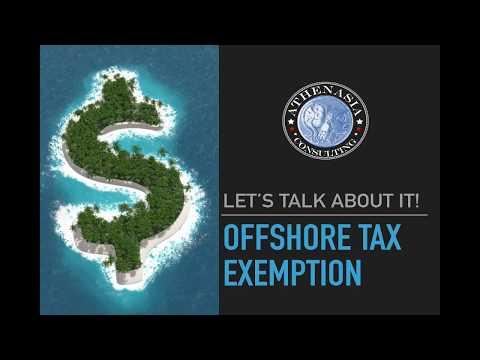 10. Offshore tax exemption Hong Kong 2017