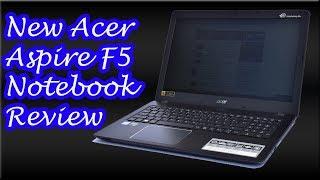 New Acer Aspire F5 573G 74MV 15.6 Notebook Review | 8GB DDR4 RAM | Core i7-7500U Dual-Core