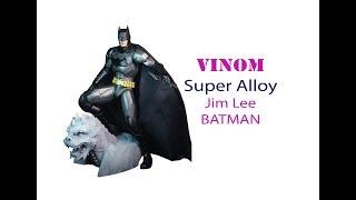 Фигурка Batman by Jim Lee - Super Alloy 1/6