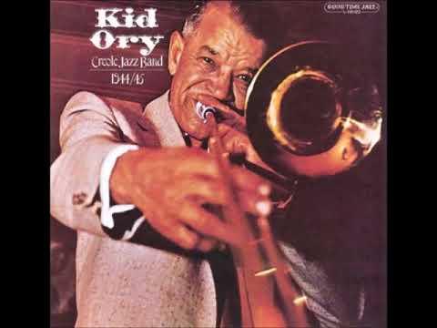Kid Ory -  Creole Jazz Band 1944/45 ( Full Album )