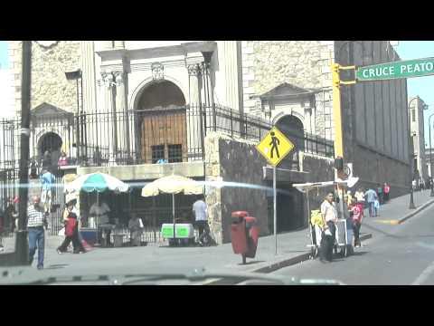 Juarez Streets in 2011