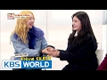 The first meeting of unnies (Feat. Somi's dream come true) [Sister's Slam Dunk Season2 / 2017.02.17]