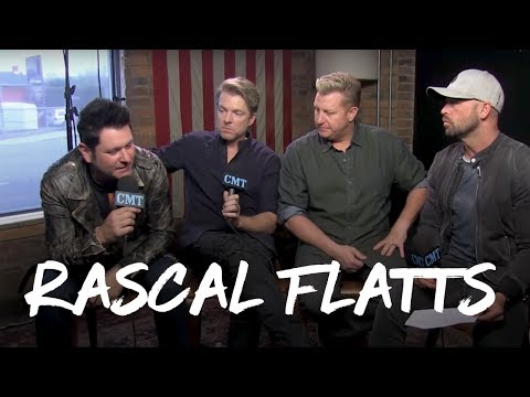 Rascal Flatts Are Okay With Being Themselves