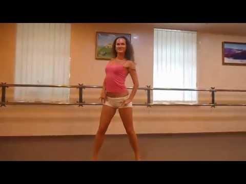 видео: движения плечами! - reggaeton in kiev!