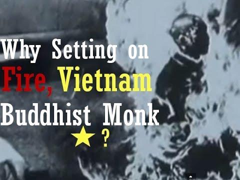 Vietnam War Documentary HD: Setting on Fire Vietnam Buddhist Monk ?