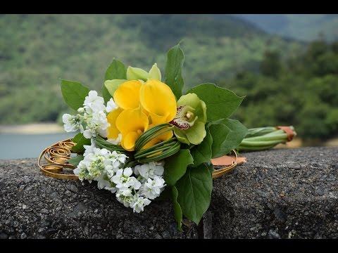 BB 6 Creative Bridal Bouquet 特式結婚花球
