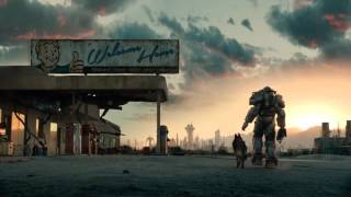 Fallout 4 - The Wanderer Music Video HD 2015
