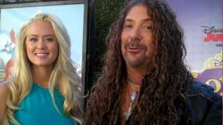 """Sofia The First"" Movie Premiere - Jess Harnell (Cedric)"