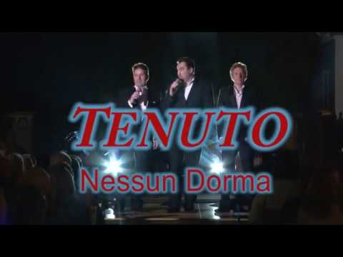 Nessun Dorma from the opera Turandot  by  Puccini sang by Tenuto Live