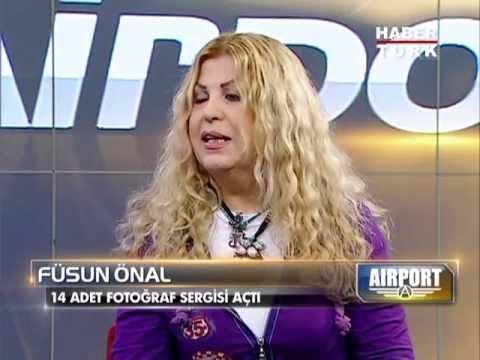 Habertürk / Airport: Güntay Şimşek'in Konuğu Füsun Önal
