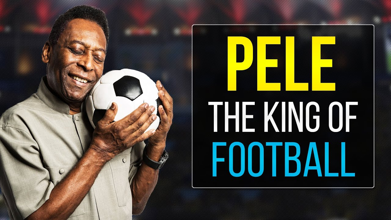 9c705de453da Pelé ○ The King Of Football ○ Best Skills   Goals Ever - YouTube